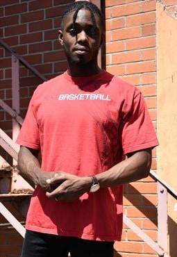 Nike Basketball Red T-shirt