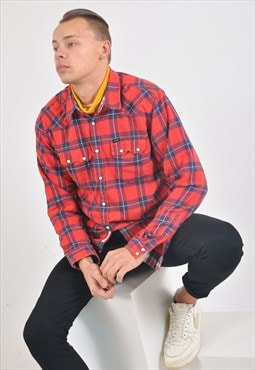 Vintage 90's LEE checked shirt