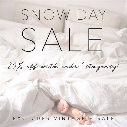 snow day sale </del> shoplittlelies