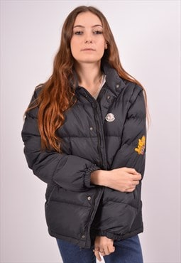 Vintage Moncler Padded Jacket Black