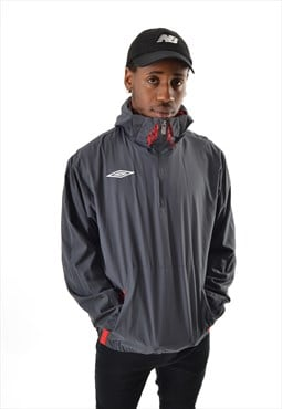 Umbro 1/4 Zip Shell Jacket TJ7297