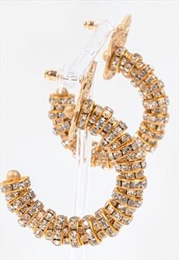 Miami hoop earrings