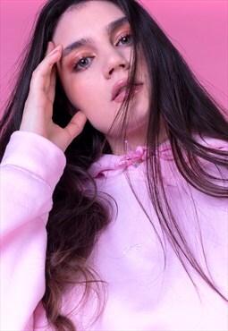 G&G Unisex Pink Simple Hood