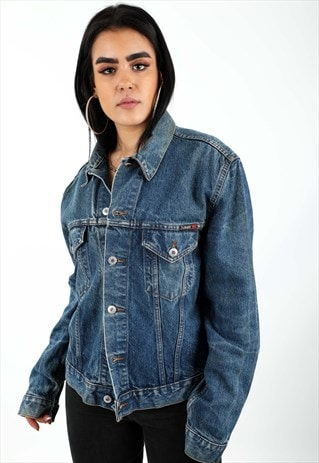 VINTAGE SCHOTT DENIM JACKET NJ118