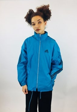 Vintage Adidas Waterproof Coat