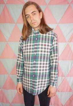 Vintage 90s Ralph Lauren Checked Shirt