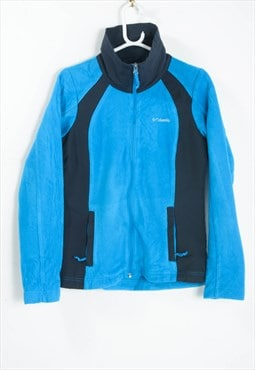 Vintage Columbia Fleece Jacket in Blue.
