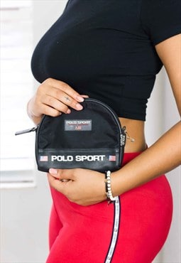 Vintage Ralph Lauren Polo Sport Change Purse 90s 2.9