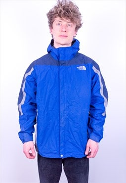 Vintage The North Face Hyvent Jacket Blue XL
