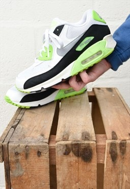 Vintage Nike Air Max 90's White/Green