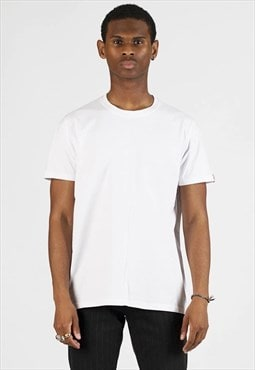 T-shirt basic white man