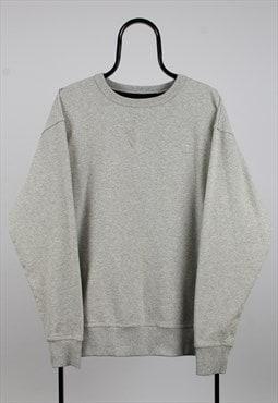 Champion Vintage Light Grey Sweatshirt
