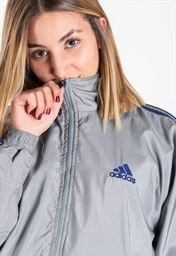 Vintage 80s Adidas Shell Sport Jacket / S7874