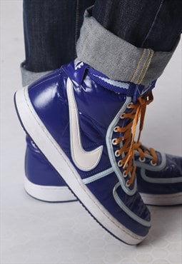 Nike Hi Tops trainers UK 9. (CJ5R)