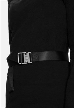McClane Nylon Belt in Black