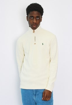 Vintage Ralph Lauren Polo 1/4 Zip Jumper