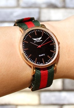 Slim Loop Strap Watch