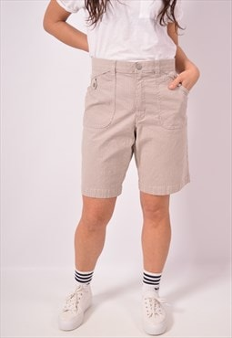 Vintage Lee Shorts Stripes Brown