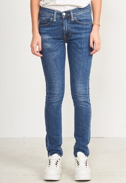 Vintage LEVI'S 519 Denim Jeans in Blue