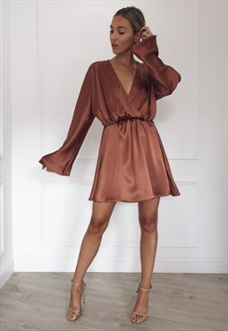 Copper Penny Dress