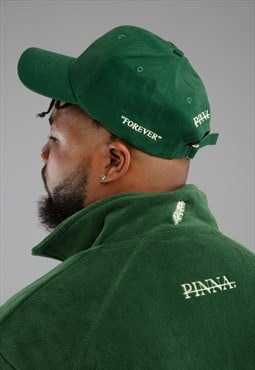 "PINNA ""Forever"" Cap - Forest Green"