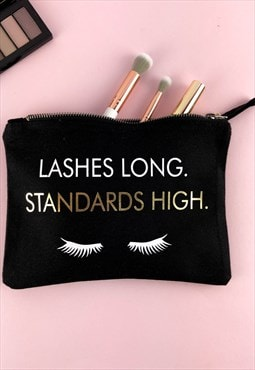 Lashes Long Standards High Make up Bag