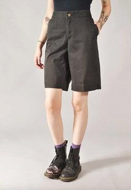 Vintage Dockers Chino Shorts Black