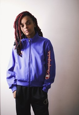 CHAMPION Vintage Tracksuit sports  Top  / zip up