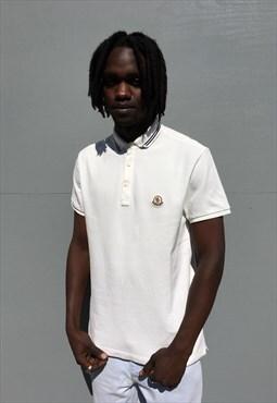 Vintage Moncler Polo Shirt