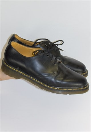 VINTAGE 90'S DR MARTEN GIBSON LEATHER SHOES UK12