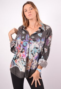 Vintage Just Cavalli Shirt Multi
