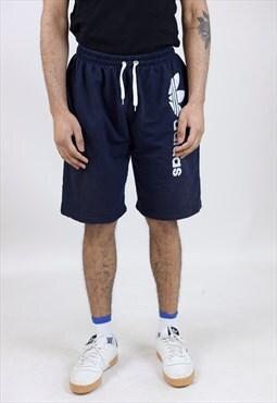 Vintage 90s Adidas Navy Sport Shorts