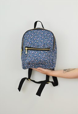 Beyond Retro Label Ditsy Floral Mini Backpack