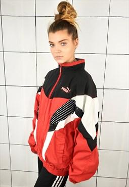 80's Vintage Puma Track jacket