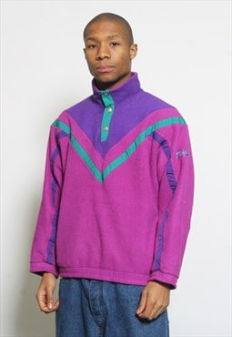 Vintage Magicline Fila Fleece Multi