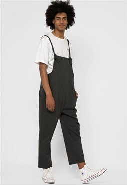 Dark gray Dungaree