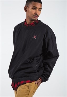 Retro 90's Polo Ralph Lauren Pullover Jacket/ 2145