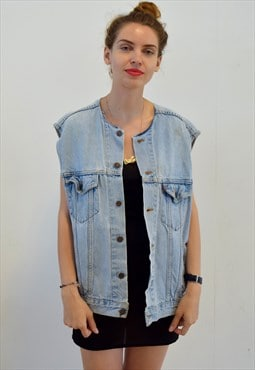 Vintage Levi's Sleeveless Jacket