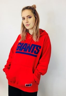 Vintage New York GIANTS NFL Hoodie
