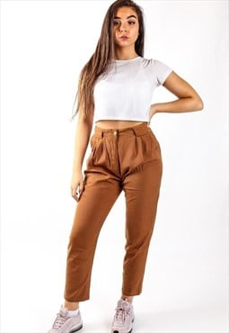 Vintage High Waisted Trousers TR35