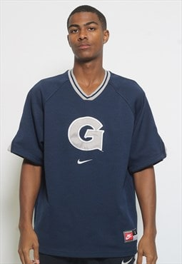 Vintage Nike Georgetown Football Shirt