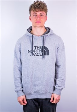 Vintage The North Face Hoodie in Grey
