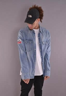 Vinatge Levi's Limited Edition Denim Shirt LS1250