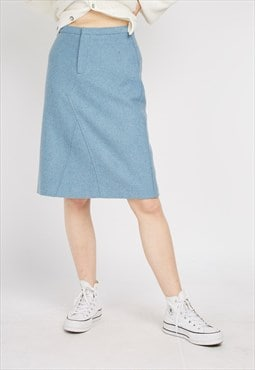 Vintage blue Max & Co Skirt