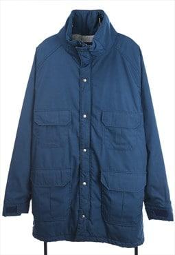 Vintage Woolrich jacket in blue
