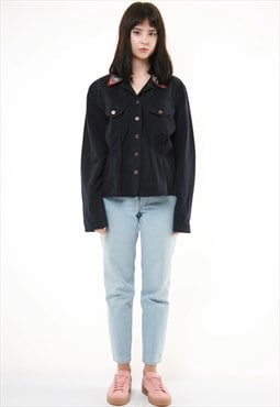 90s Vintage Kenzo Jeans Denim Cotton Shirt 453