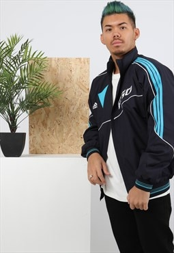 Vintage Adidas Lightweight Windbreaker Jacket