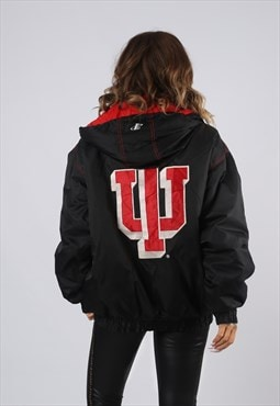 Varsity Bomber Jacket University Oversized  UK 16 (BJBA)