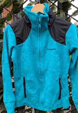 Vintage 90's Columbia Zip Up Fleece - M