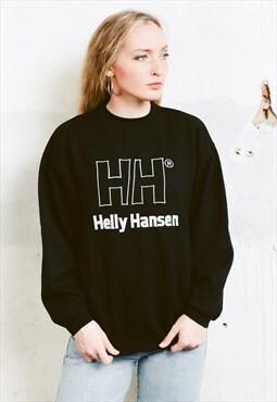 Vintage 90s HELLY HANSEN Logo Sweatshirt